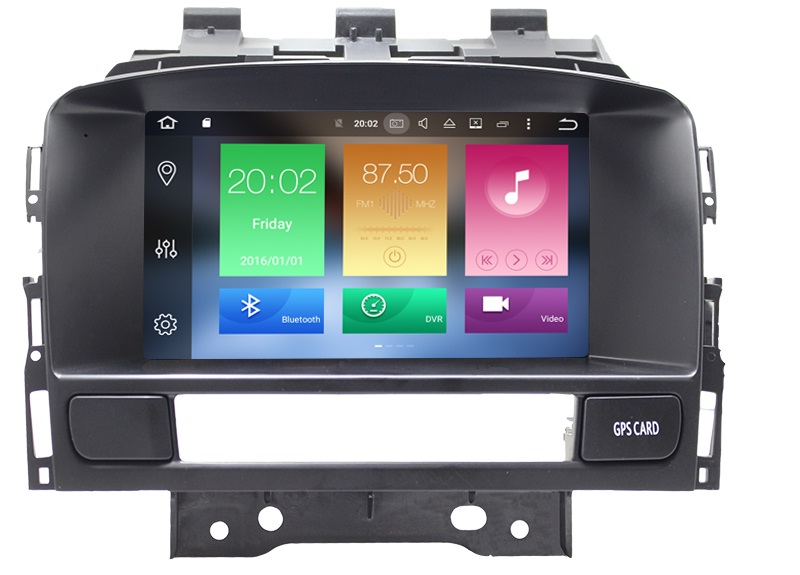 | Navigatie Opel astra J dvd carkit android 8 dvd usb dab+