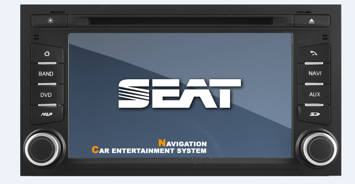 | Seat  leon >2013 navigatie dvd carkit android 8.1 dab+ 32GB