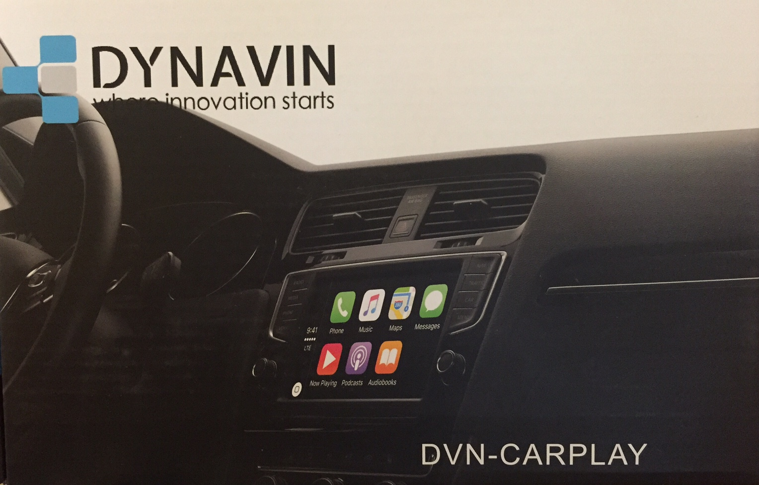 DYNAVIN N7 I-Link voor carplay