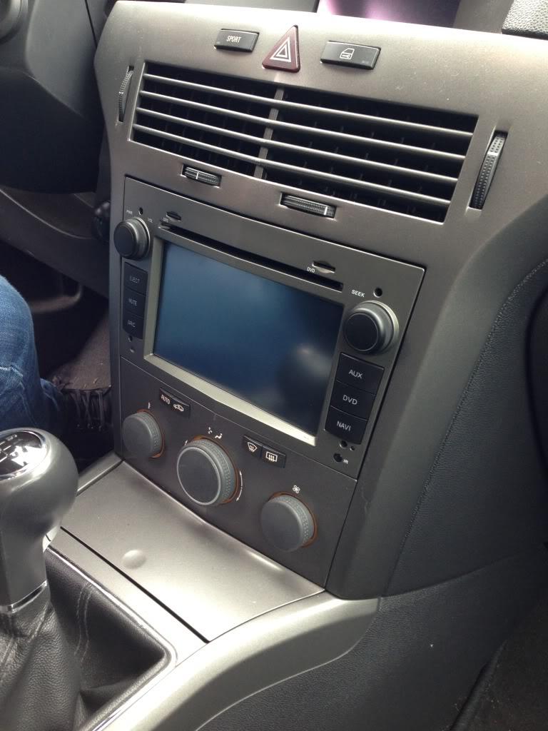 Verwonderend Auto radio Opel astra navigatie dvd carkit android 8.1.1 32 gb DAB+ XM-71