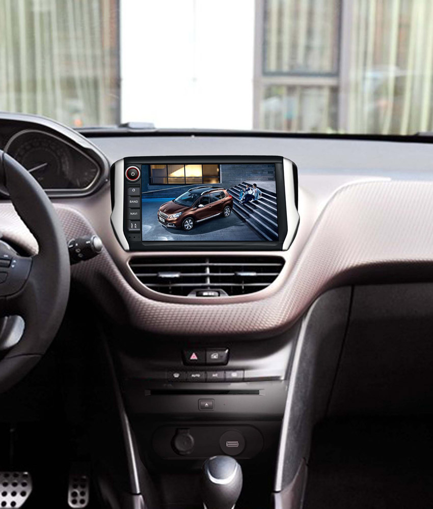 peugeot 208 2008 navigatie dvd android 4 4 4 quadcore 16gb. Black Bedroom Furniture Sets. Home Design Ideas