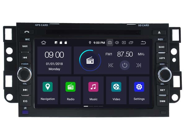 Navigatie chevrolet Captiva 2006-2018 dvd carkit android 10 usb 64gb