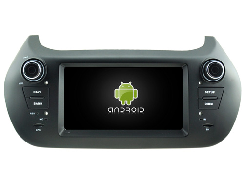 | Navigatie fiat fiorino dvd carkit android  8.1 dvd usb dab+