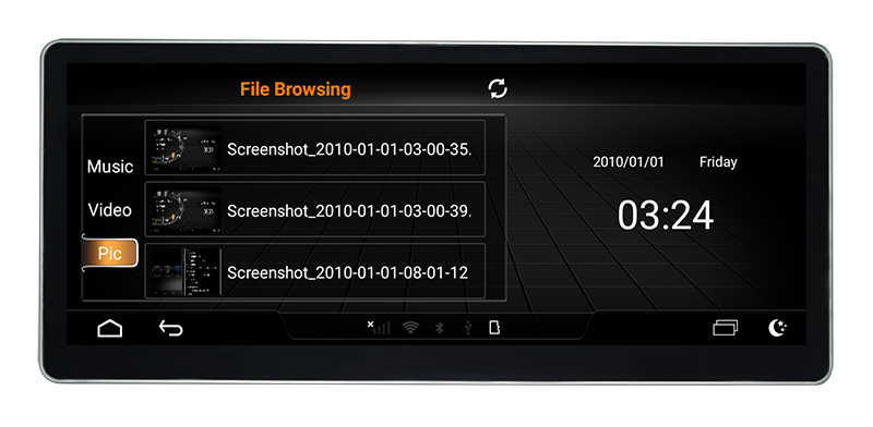| Audi A3 2002-2011  navigatie dvd carkit android 8.1 32gb octacore DAB+
