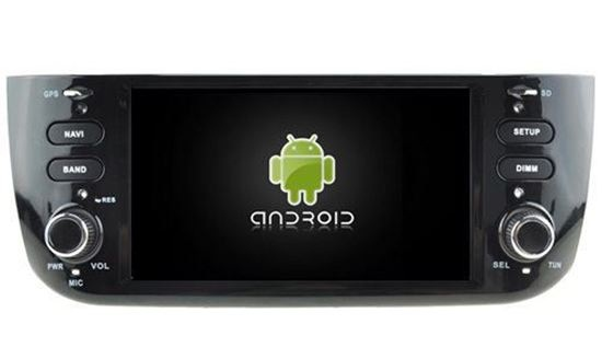 Navigatie grande punto  2009-2015 carkit android 10 usb dab+