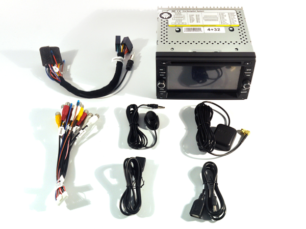 Nissan NP300 2001-2011 navigatie dvd carkit android 10 usb 64gb DAB+