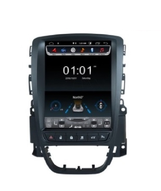Navigatie Opel Astra J 2009-2015 radio carkit 10,4 inch wifi android 9.0 dab+