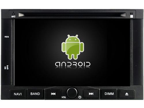 Navigatie peugeot 3008 dvd carkit android 9 dvd usb dab+