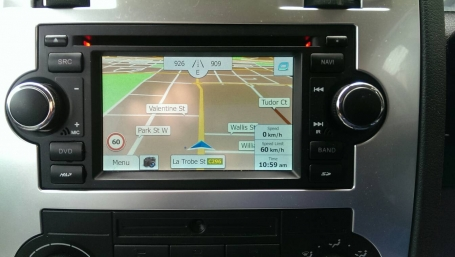 Navigatie jeep grand cherokee dvd carkit android 7.1.1 usb sd DAB+
