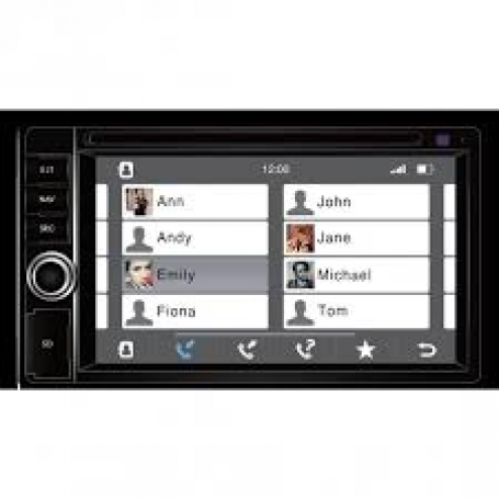 Radio navigatie Mercedes ML < 2005 dvd parrot usb DAB+ TMC