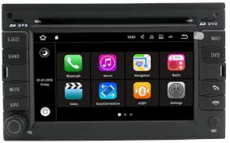 Peugeot partner radio navigatie carkit dvd android 8.1 dab+ 32GB