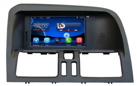 Volvo XC 60 radio navigatie A9 cortex wifi Android 4.4.4 16GB