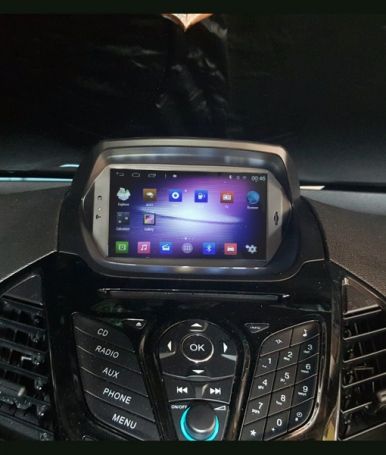 Ford Ecosport navigatie dvd android 4.4.4 quadcore 16GB