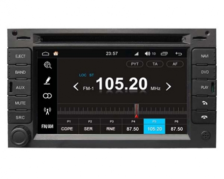 | Peugeot expert radio navigatie carkit dvd android 8.1 dab+ 32GB