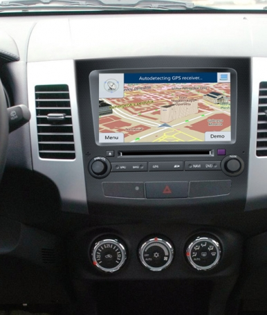 peugeot 4007 2007-2012 navigatie A9 Cortex 4G Wifi ANDROID 7.1.1 16GB