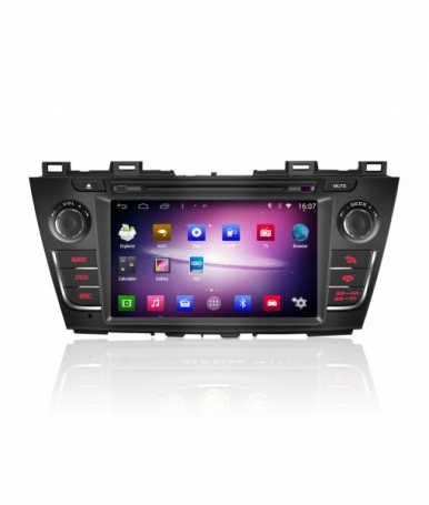 Mazda 5 radio navigatie bluetooth 7 inch S160 A9 Cortex 3G Wifi ANDROID 4.4.4 16GB