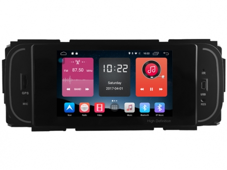 Dodge  navigatie carkit android usb touchscreen DAB+