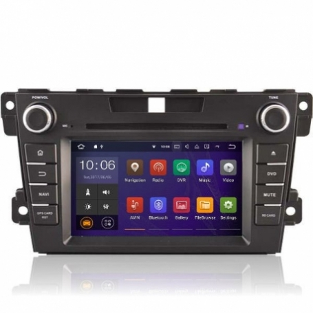 Navigatie Mazda cx 7 dvd carkit android 6.0.1 usb sd dab+