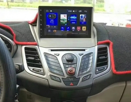 Ford Fiesta 2009-2017 navigatie carkit 10 inch android 10 DAB+