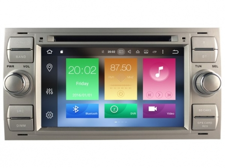 Ford galaxy tm 2006  navigatie dvd carkit android 9 usb 64GB DAB+