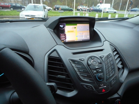 | Ford ecosport navigatie 8 inch octacore Wifi ANDROID 8 dab+ 32gb