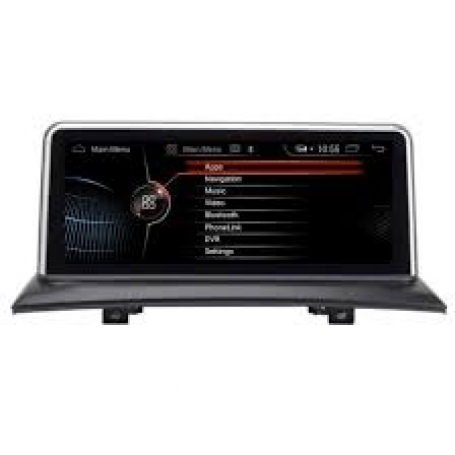 | BMW X3 E83 2004-2012 navigatie carkit android 7 wifi 10,25 inch dab+