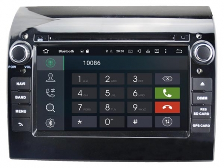 | Navigatie fiat ducato dvd carkit android 8.1 dvd usb dab+