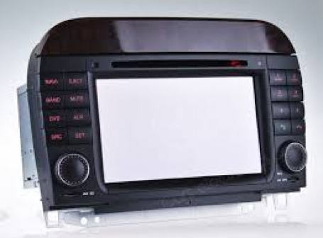 Mercedes S W220 radio navigatie bluetooth android 8.1 usb DAB+