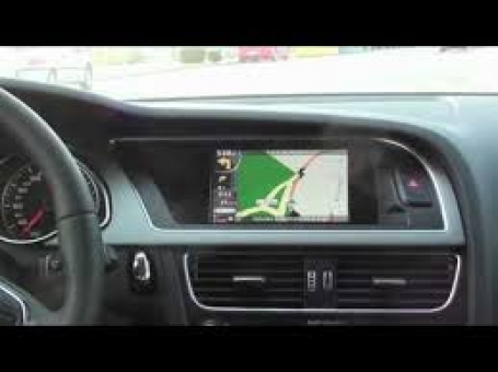 Navigatie Audi A4 vanaf 2008, parrot carkit apple carplay android auto, TMC DAB+