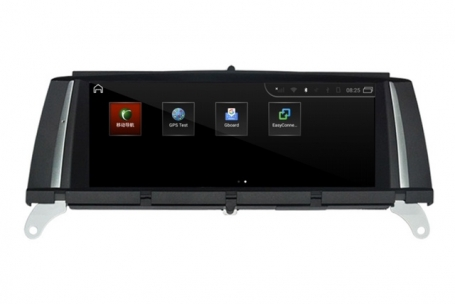 BMW F25 X3 SERIE 2011-2014 10,25 inch navigatie android 9 USB overname iDrive