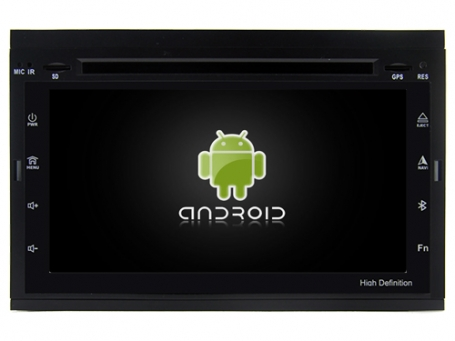Navigatie Peugeot 307 2002-2009 dvd carkit usb android 9 Dab+