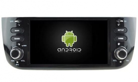 Navigatie grande punto  2009-2015 carkit android 8 usb dab+