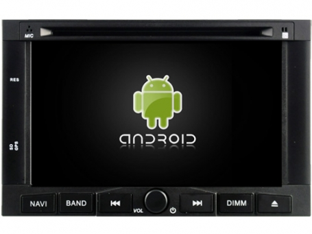 | Navigatie peugeot 3008 dvd carkit android  8 dvd usb dab+