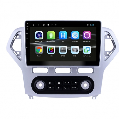 Ford mondeo titanium 2007-2010 navigatie carkit 10 inch android 9