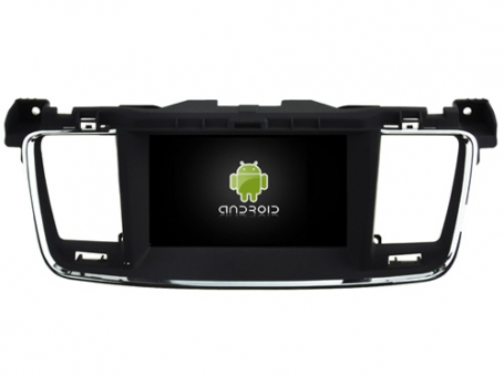 | Navigatie peugeot 508 dvd carkit android 8 usb dab+