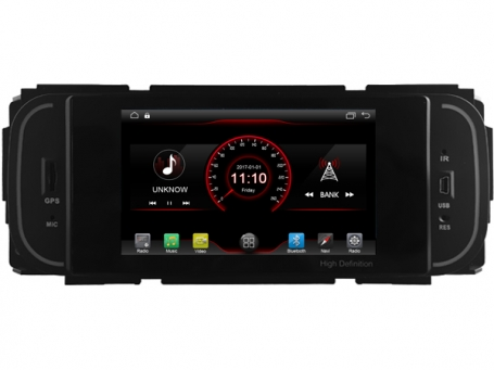 Jeep / Chrysler  (1999-2007) navigatie carkit android usb DAB+